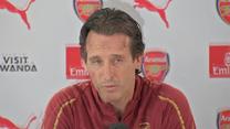 Unai Emery o szansach Arsenalu na awans do Ligi Mistrzów. Wideo