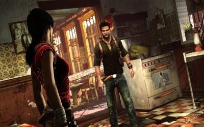 Uncharted 2: Among Thieves - motyw z gry /Informacja prasowa