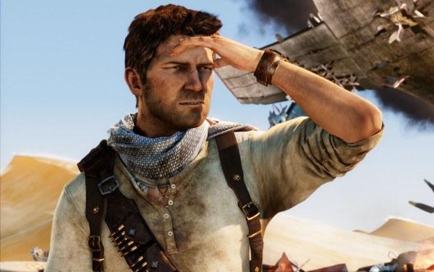 Uncharted 3: Drake's Deception - motyw graficzny /Informacja prasowa