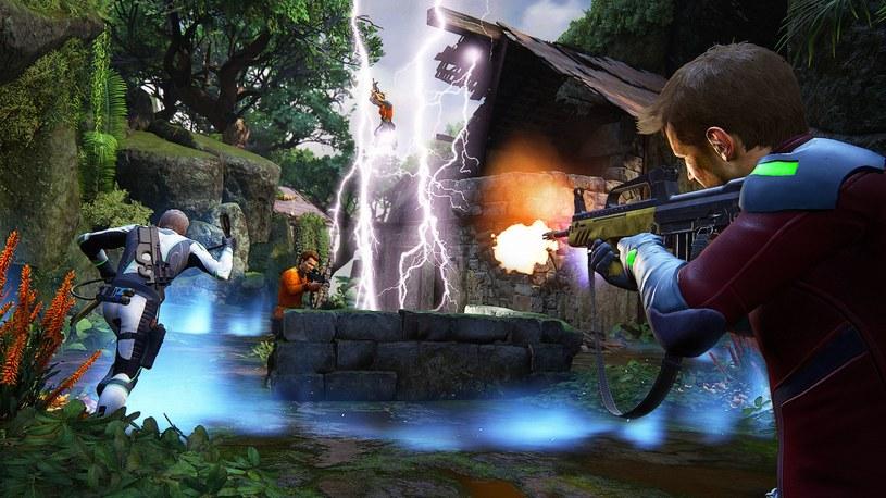 Uncharted 4: Kres Złodzieja /materiały prasowe