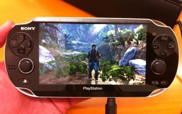 Uncharted - zdjęcie z pokazu gry /Informacja prasowa