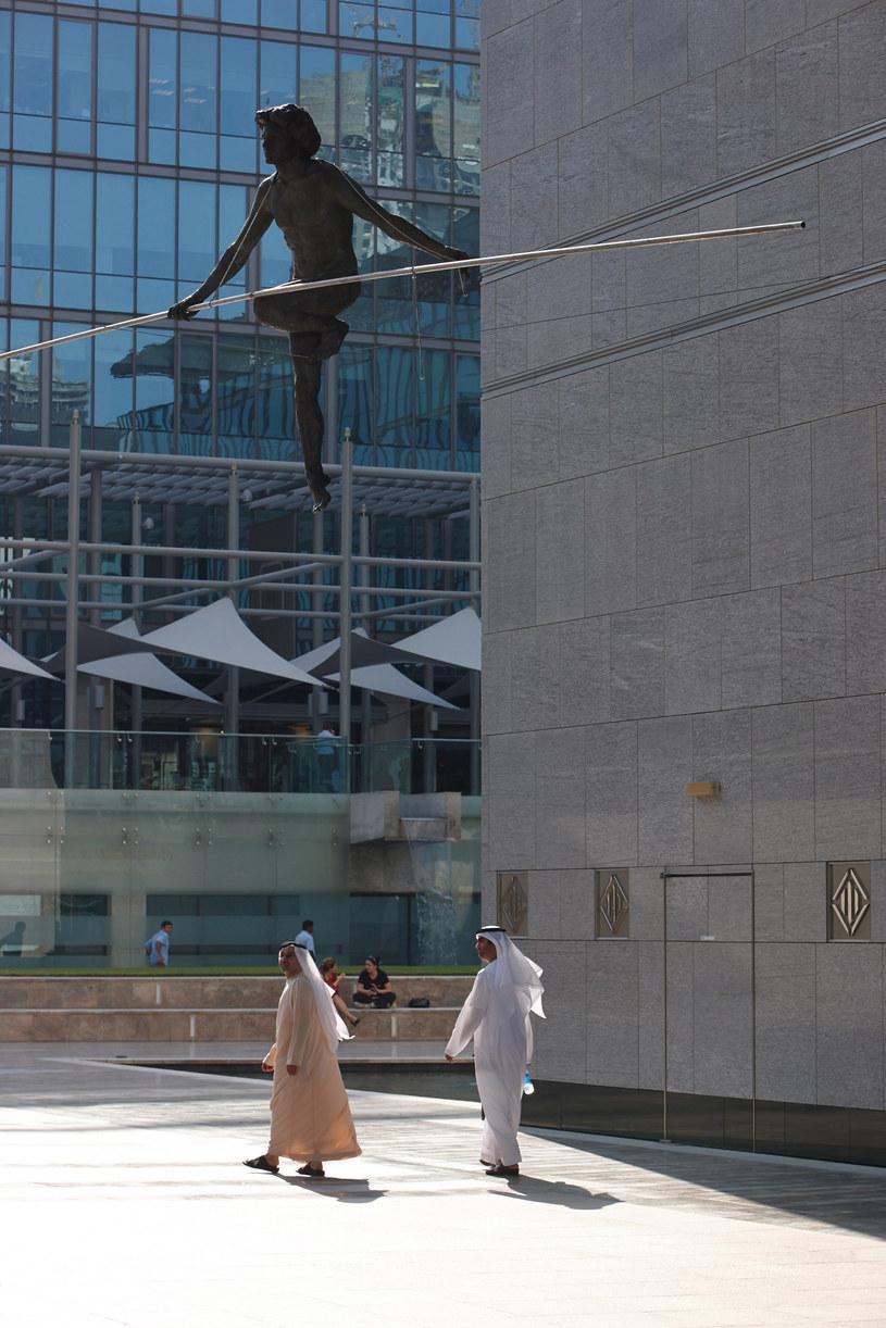 Under the Dubai Sky - Dubaj, 2008-2010. Fot. B. Kędziora/Fundacja Art&Balance /