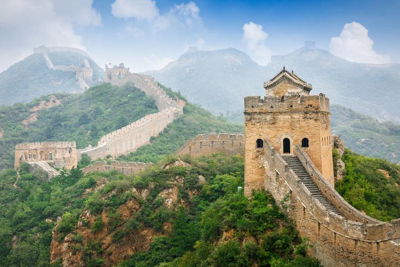 Unikatowe widoki to wizytówka Chin /123RF/PICSEL