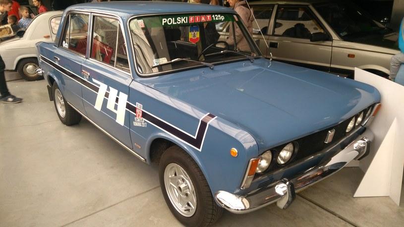 Unikatowy Fiat 125p /AutoPRL