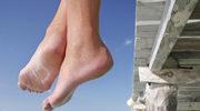 Uniknąć grzybicy stóp