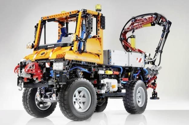 Unimog U400 w wersji Lego /gizmodo.pl