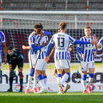Union Berlin - Hertha Berlin 1-1 w meczu 27. kolejki Bundesligi