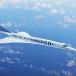 United Airlines zakupi 15 naddźwiękowych samolotów Overture