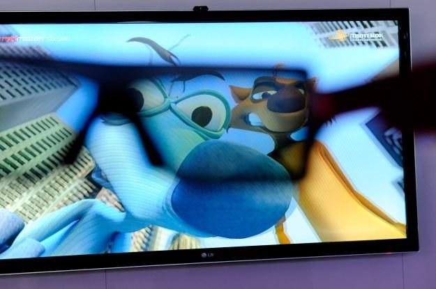 Uniwersalne okulary 3D - potrzebujemy takiego urządzenia /AFP