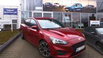 Uniwersalny kompakt na każde wyzwanie - Ford Focus