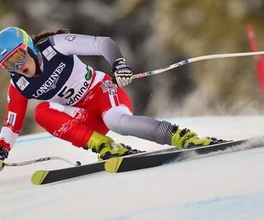 Uniwersjada - brąz Karoliny Chrapek w alpejskim zjeździe