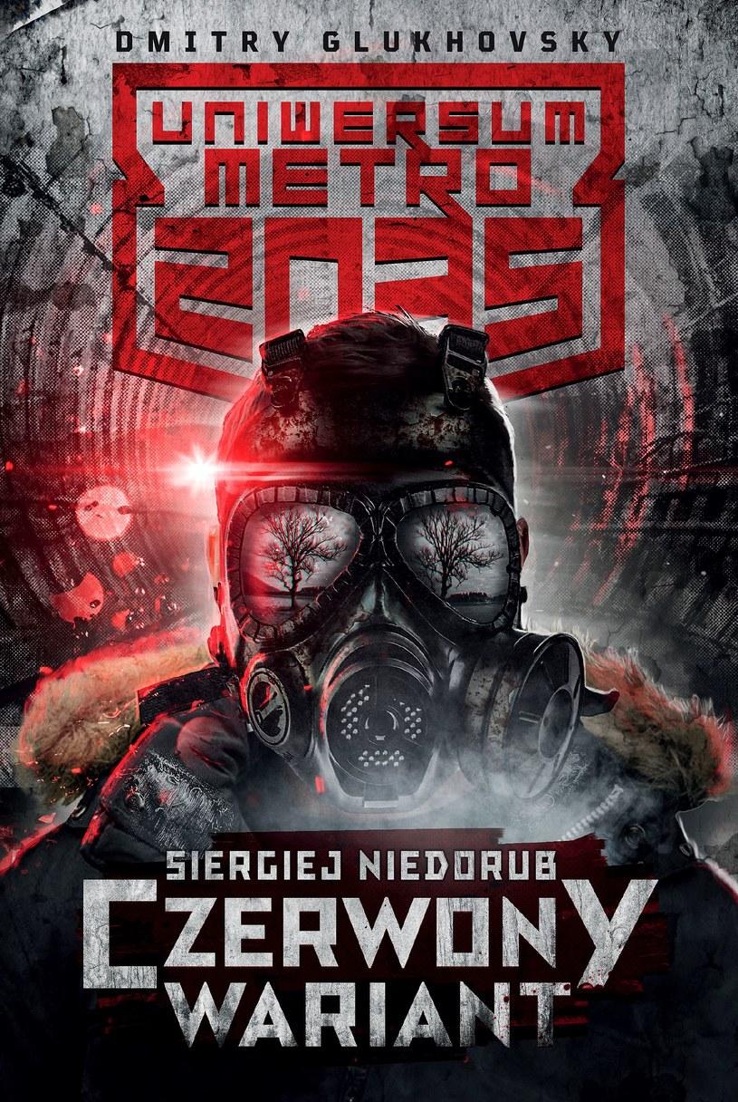 Uniwersum Metro 2035 Czerwony wariant /materiały prasowe