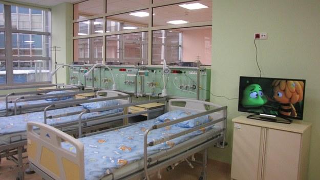 Uniwersytecki Szpital Dziecięcy w Krakowie-Prokocimiu /Józef Polewka /RMF FM