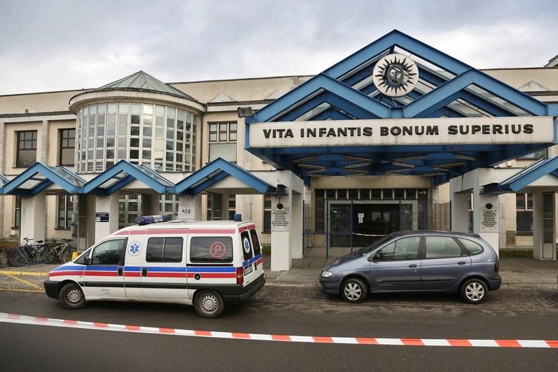 Uniwersytecki Szpital Dziecięcy w Prokocimiu /Beata Zawrzel /Reporter