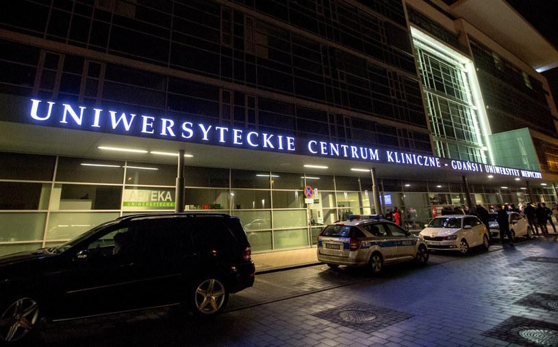 Uniwersyteckie Centrum Kliniczne w Gdańsku /Piotr Hukalo /East News