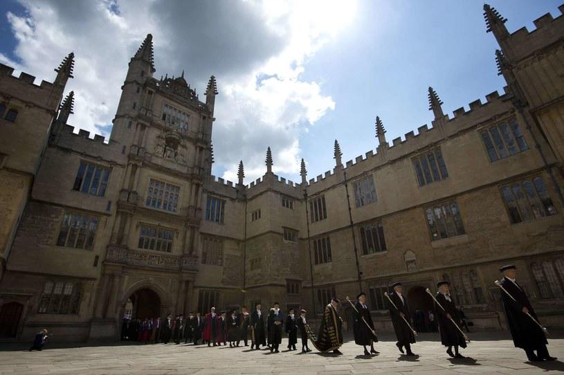 Uniwersytet w Oksfordzie /Informacyjna Agencja Radiowa