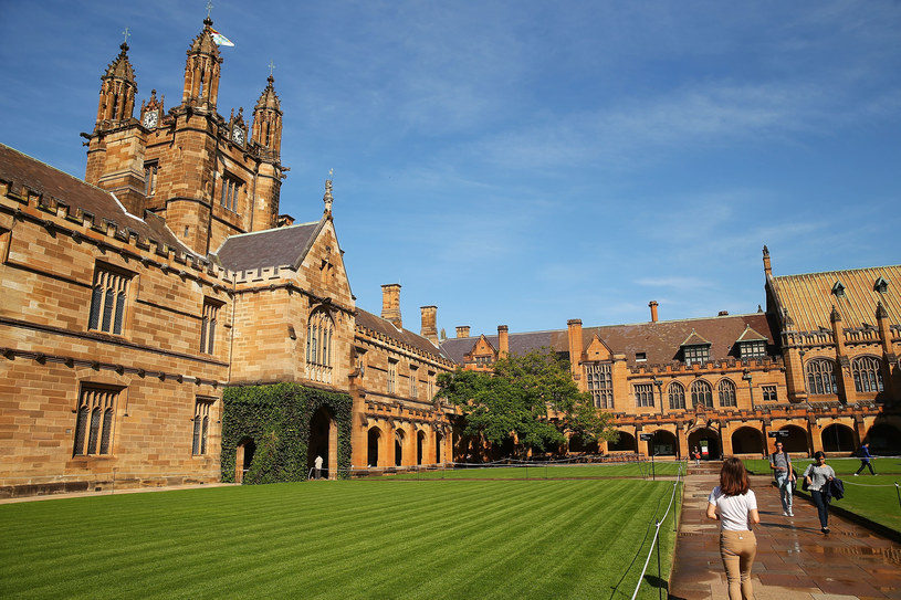 Uniwersytet w Sydney, zdj. ilustracyjne /Getty Images
