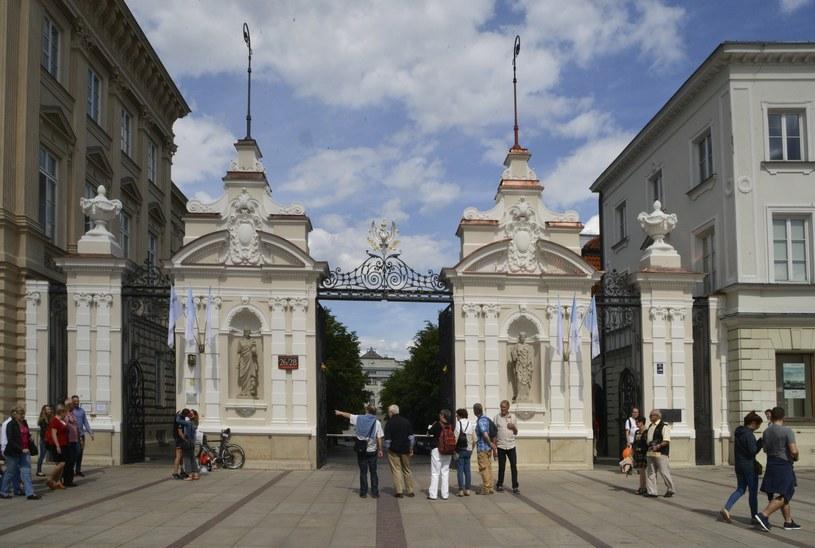 Uniwersytet Warszawski /Wlodzimierz Wasyluk /East News