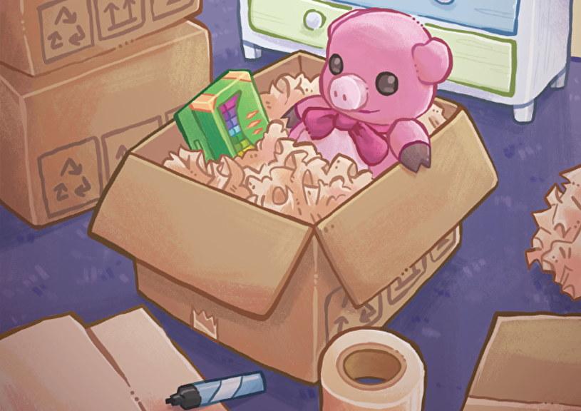 Unpacking /materiały prasowe