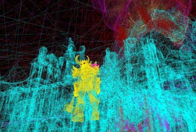 Unreal Engine 4 - fragment prezentacji technologicznego dema #4 /CDA