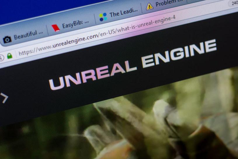 Unreal Engine /123RF/PICSEL