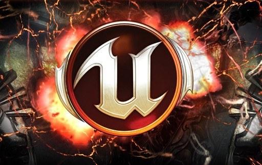 Unreal Technology - logo /Informacja prasowa