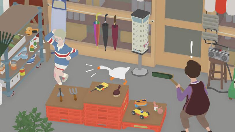 Untitled Goose Game /materiały prasowe