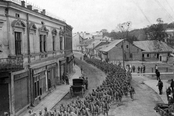 Wojsko austro-węgierskie w Przemyślu