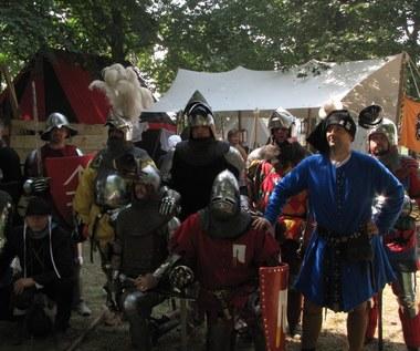 Upał gnębi rycerzy pod Grunwaldem