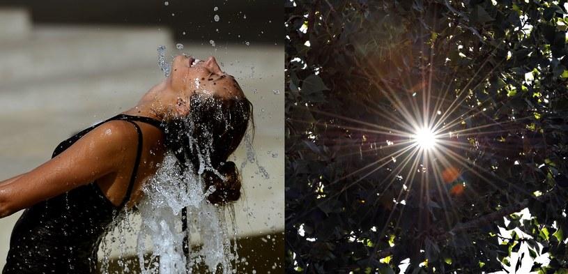 Upały nie ustępują... /AFP