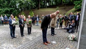 Upamiętniono rocznicę pomordowania profesorów Uniwersytetu Lwowskiego