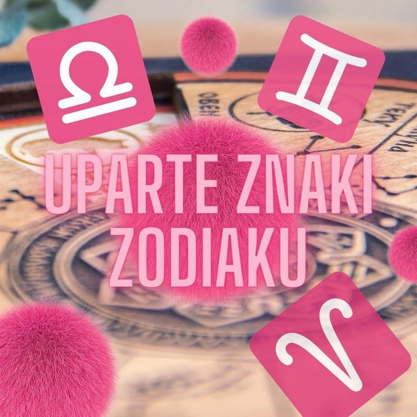 Uparte znaki zodiaku /Adobe Stock