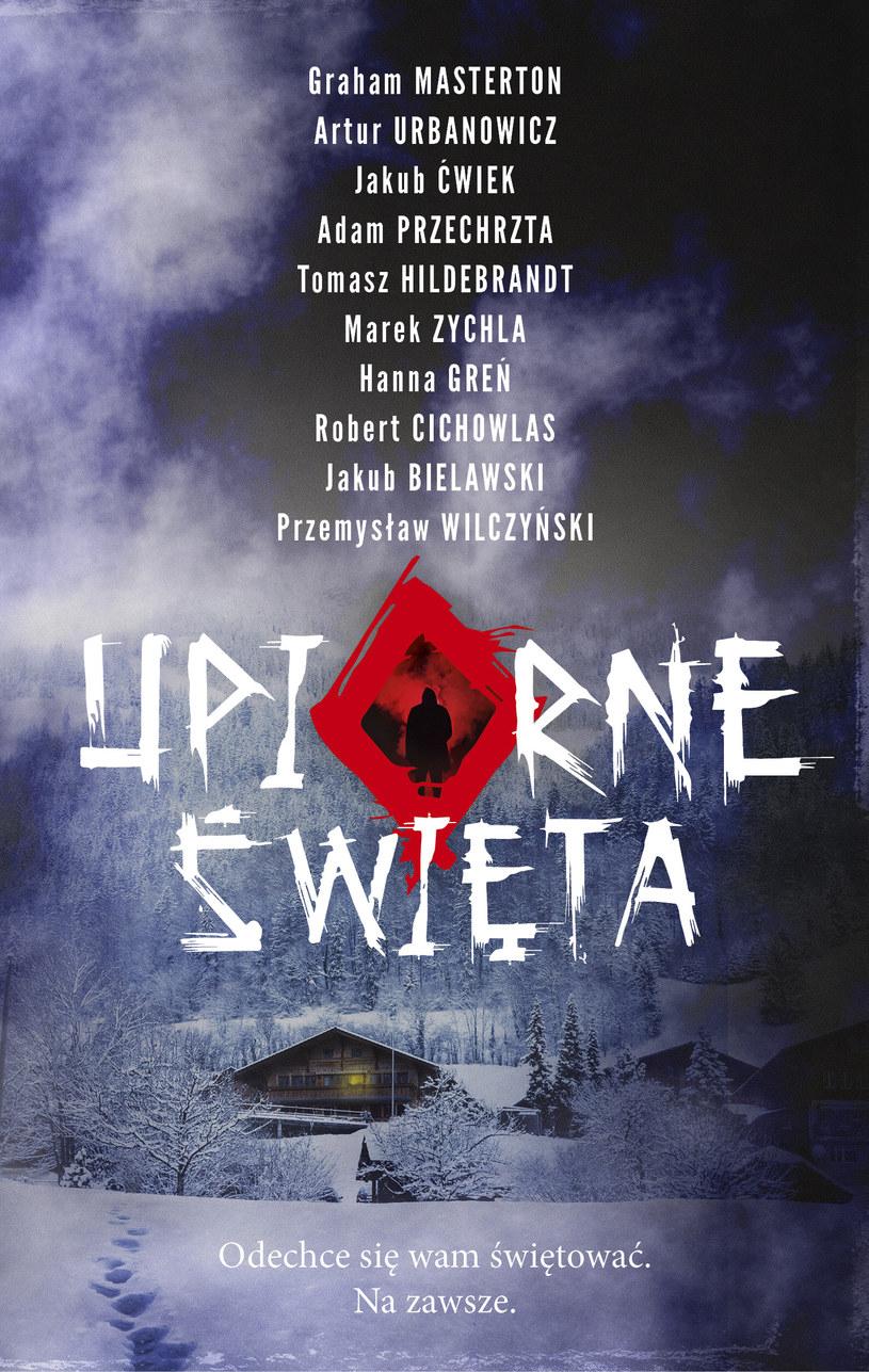 Upiorne święta. Antologia /INTERIA.PL/materiały prasowe