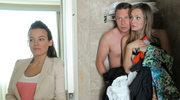 Upojny seks w hotelu