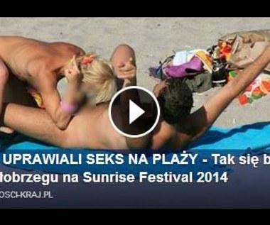 """""""Uprawiali seks na plaży - tak się bawią w Kołobrzegu"""" - oszustwo na Facebooku"""