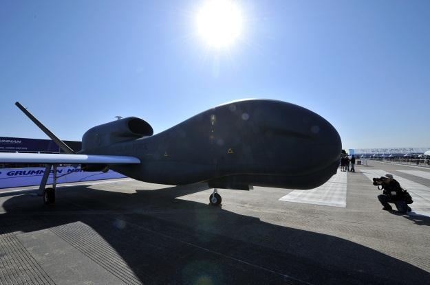 Uprowadzenie drona jest łatwiejsze niż się wydawało /AFP