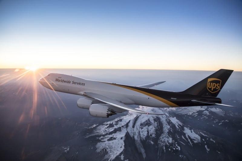 UPS uruchamia najdłuższą trasę lotniczą w historii /materiały prasowe