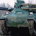 Ural-9 - rosyjski czołg-robot trafił do Syrii?