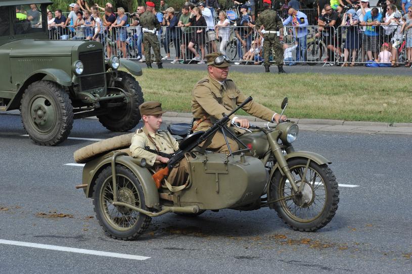 Ural M-72 /Wojciech Laski /East News