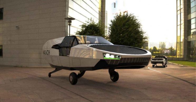 Urban Aeronautics /materiały prasowe