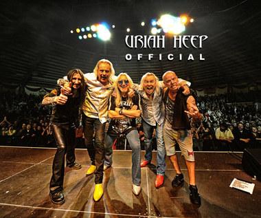 Uriah Heep w Polsce. Dodatkowo Kruk w Krakowie