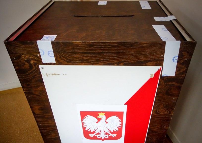 Urna wyborcza, zdj. ilustracyjne /Piotr Kamionka /Reporter
