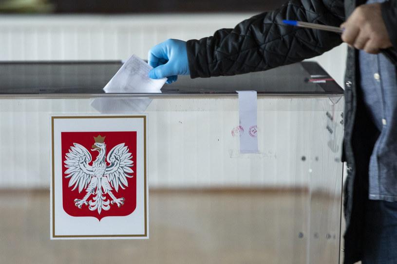 Urna wyborcza; zdj. ilustracyjne /Grzegorz Bukala /Reporter