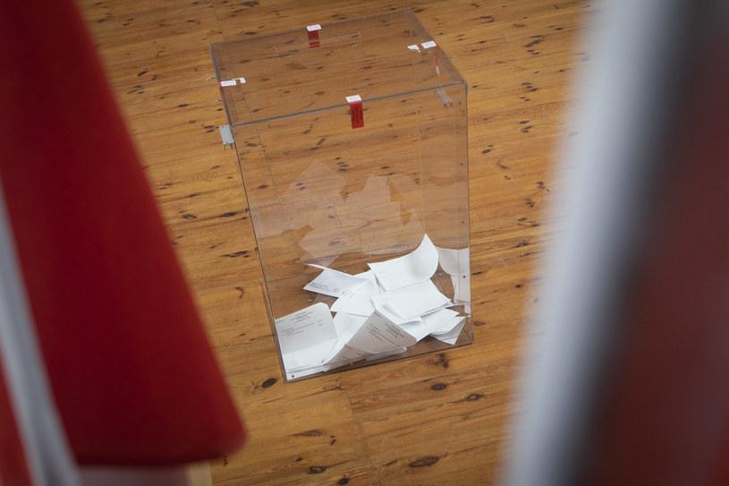 Urna wyborcza, zdj. ilustracyjne /Jacek Szydlowski /Agencja FORUM
