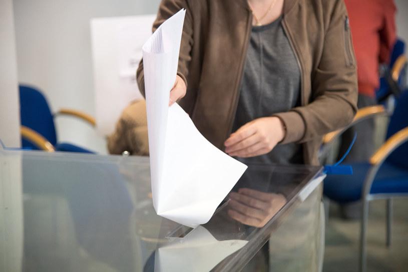 Urna wyborcza, zdjęcie ilustracyjne /Wojciech Strozyk/ /Reporter