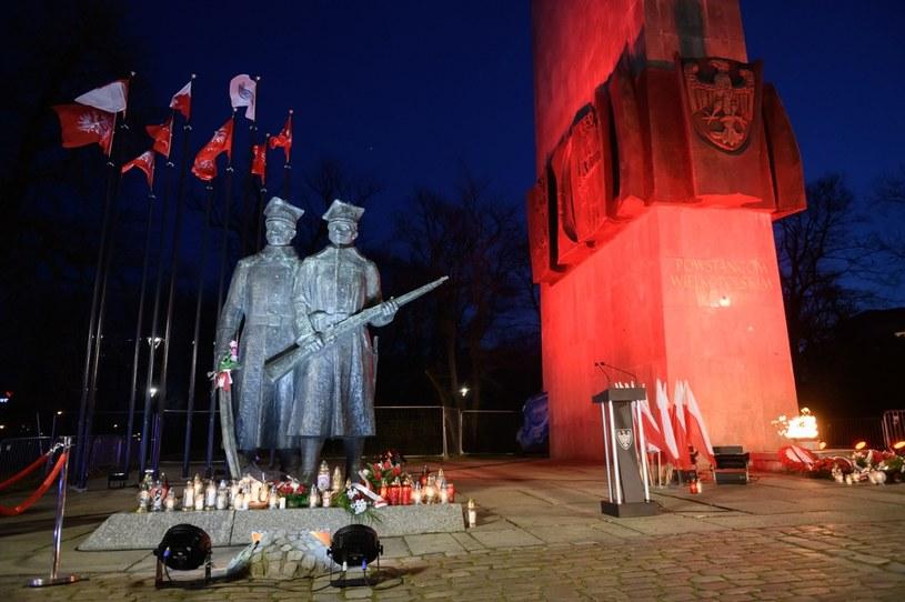 Uroczyste obchody 102. rocznicy wybuchu powstania wielkopolskiego /Jakub Kaczmarzyk /PAP