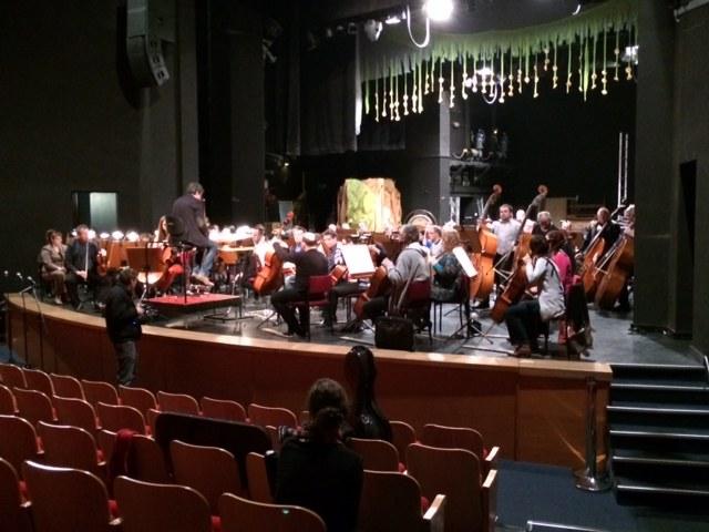 Uroczyste otwarcie odnowionej Filharmonii Śląskiej odbędzie się 28 marca /Anna Kropaczek /RMF FM