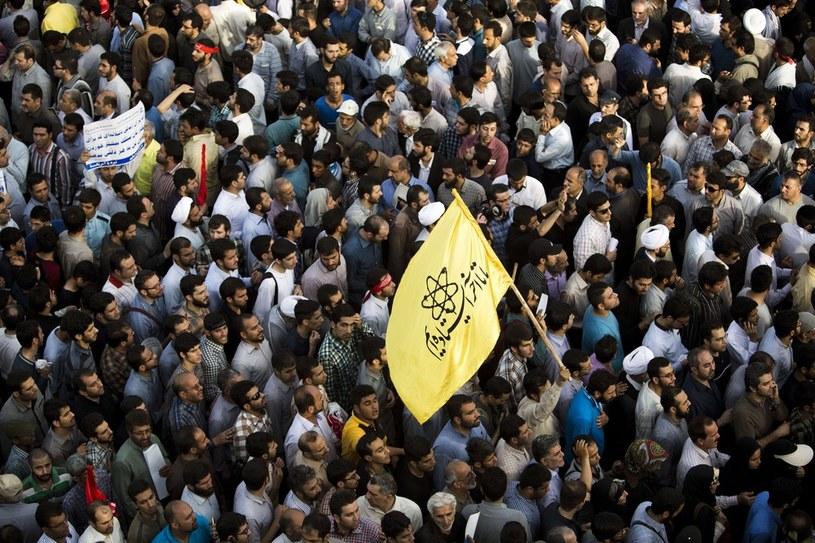 Uroczystość pogrzebowa /AFP