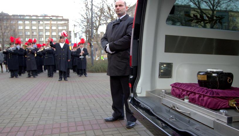 Uroczystość pożegnania wybitnego kompozytora Wojciecha Kilara /Andrzej Grygiel /PAP