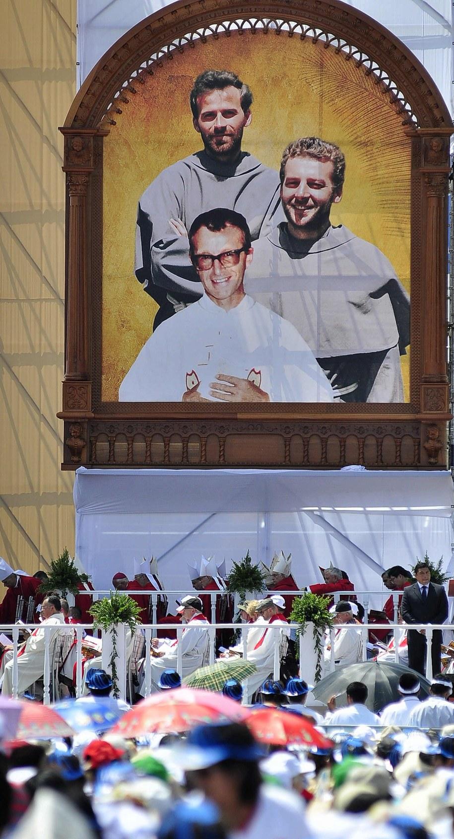 Uroczystości beatyfikacyjne w Peru /STR /PAP/EPA